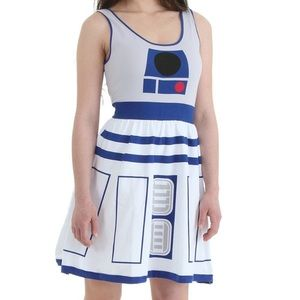 Her Universe x Star Wars R2D2 Skater Dress
